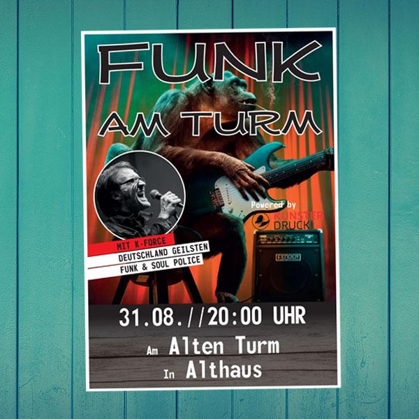 Künster-Druck GmbH Andernach Mittelrhein Neuwied Koblenz Plakate und Poster zum Direktdruck in unserem Copyshop